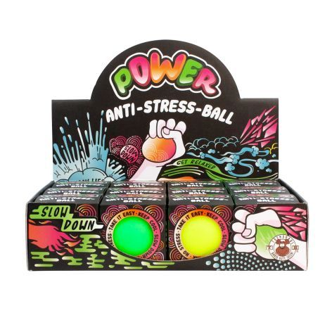 Power Anti Stressball