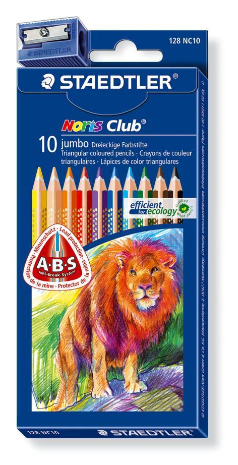Farbstift Etui Noris Club
