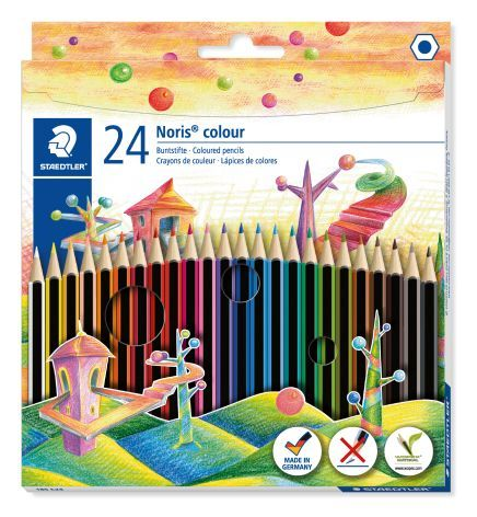 Farbstift Noris Colour