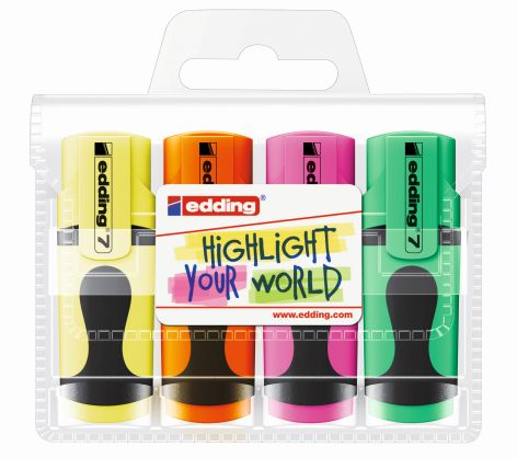 Edding 7 Mini Highlighter