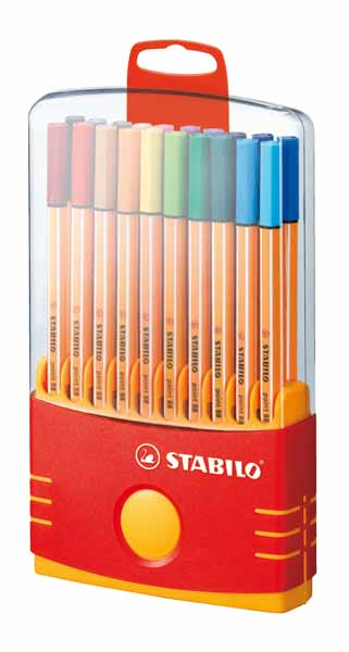Stabilo-Point 88 Color-