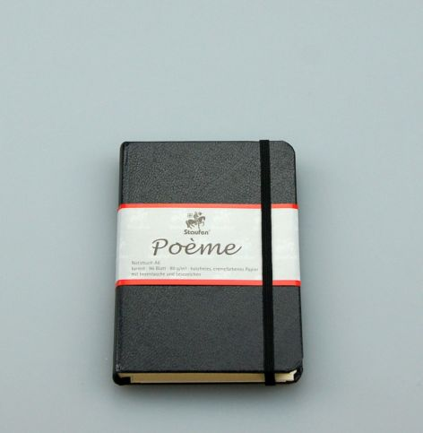 Notizbuch Poeme A6-96Bl
