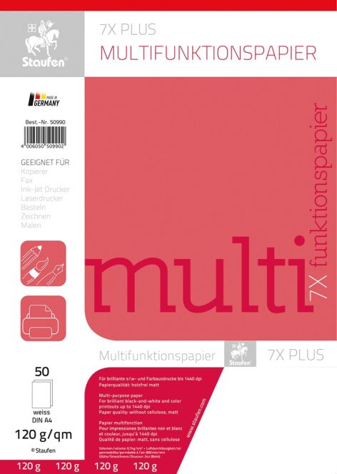 Multifunktions-Papier