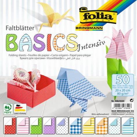 Falt Blatt Basic Intensiv