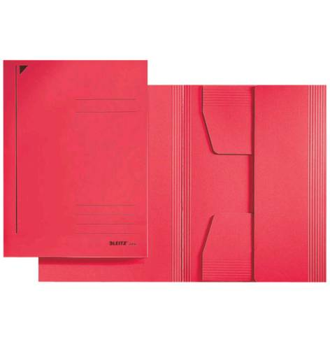 Juris-Mappe A4 3924 Rot