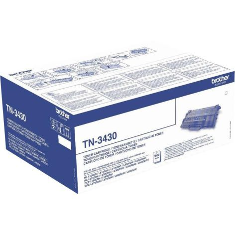 Toner-Brother TN-3430