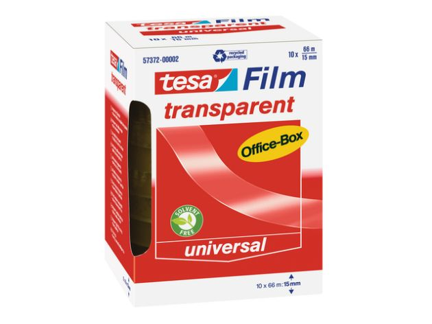 Tesa Transparent 66mx15mm