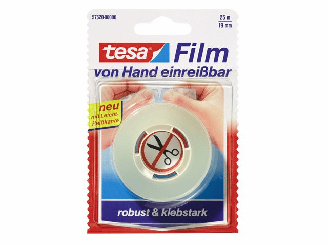 Tesafilm 25Mx19Mm