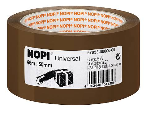 Packband Nopi 66m 50mm