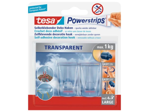 Tesa Power Strips