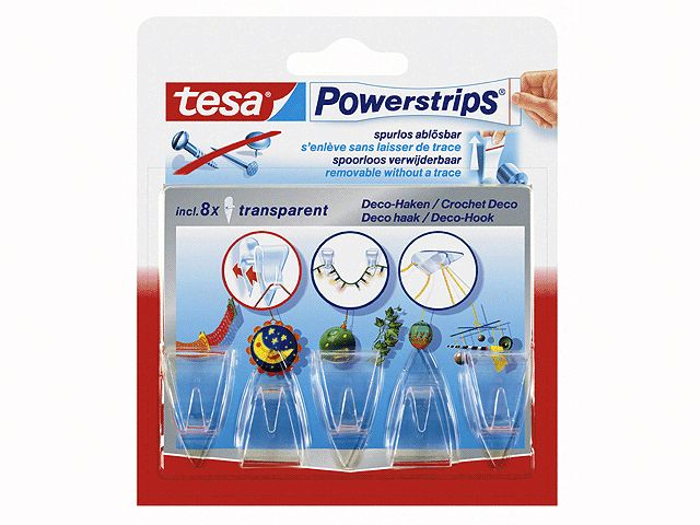 Tesa-Power Strips