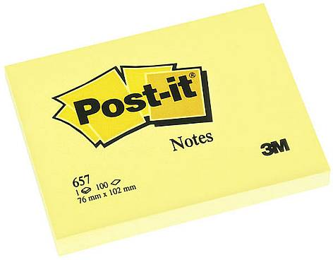 Haftnotiz Post-it Notes