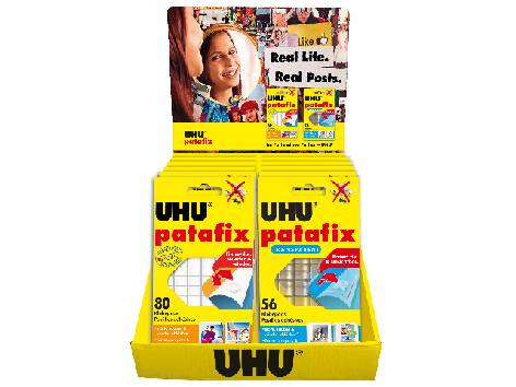 UHU patafix mix Display