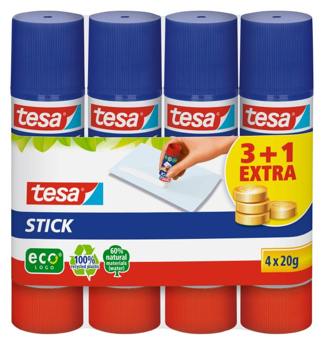 Tesa Klebestift Sparpack