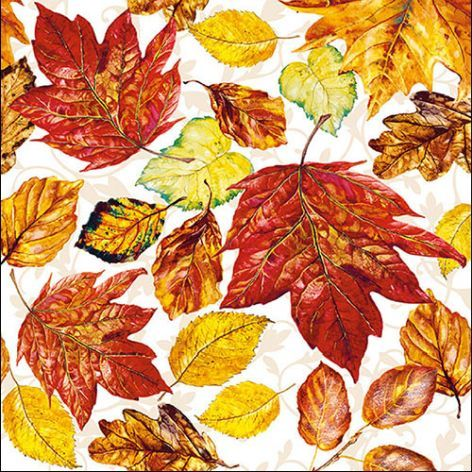 Serviette Leaves