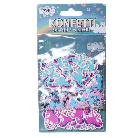 Konfetti Metallic 3er Set