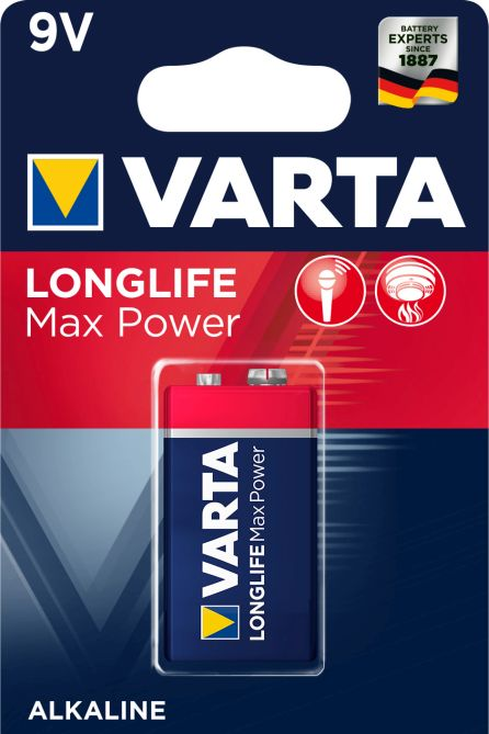 Batterie Longlife Max Pow