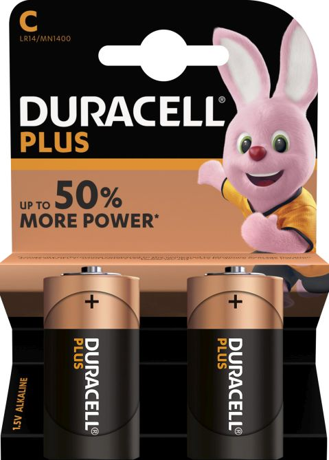 Batterie Duracell Baby