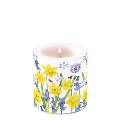Candle Small Narcissus