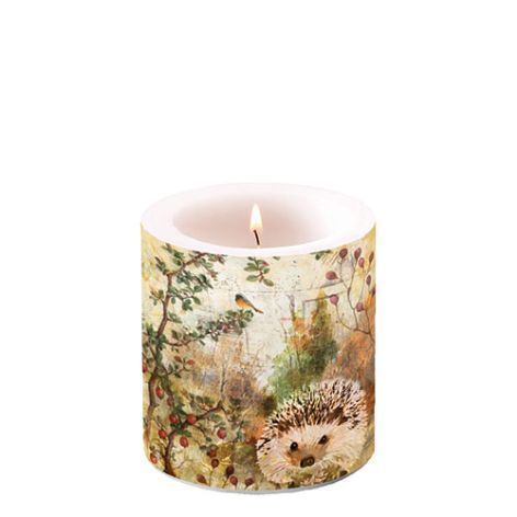 Candle Small Autumn