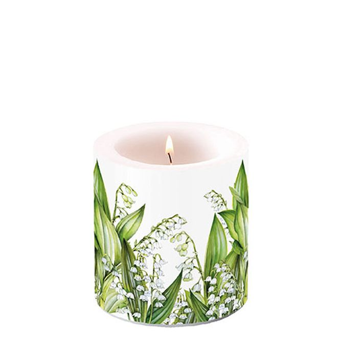 Candle Small Sweet Lily