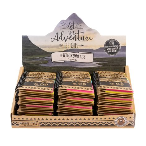 Adventure Sticky Notes