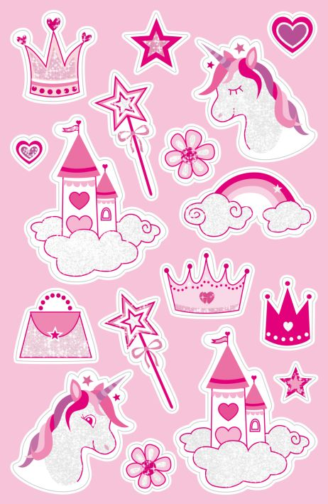 Decor Sticker klein