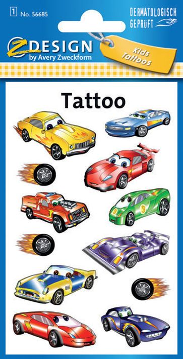 Tattoo  Autos