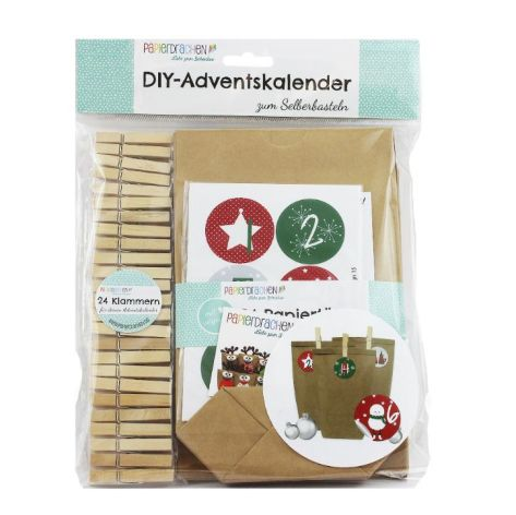 Advent Bastelkalender