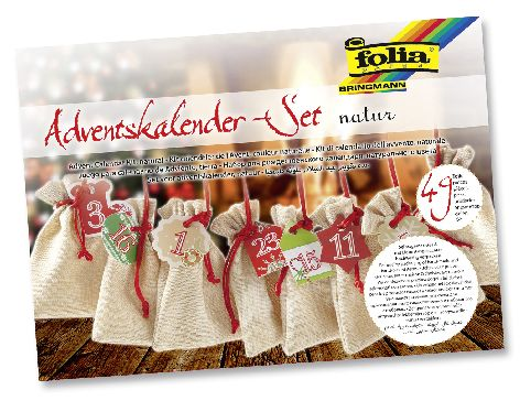 Adventskalender Set 49