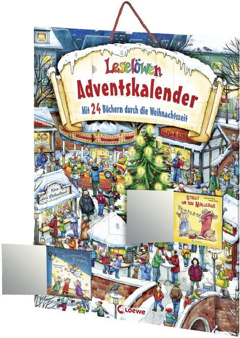 Buch Adventskalender